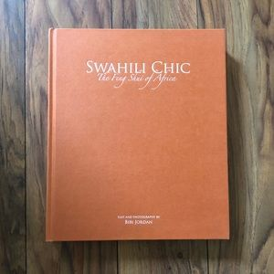 Other - Swahili Chic- The Feng Shui of Africa Book